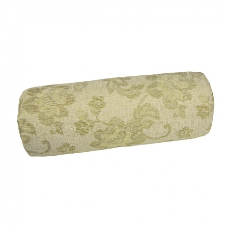 "Bolster Cushion for 60""/66"" Chaise Longue in a Pembroke Floral Oatmeal - 16652"