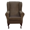 Westoe Chair in a Hendon Cocoa Weave Fabric - 13901