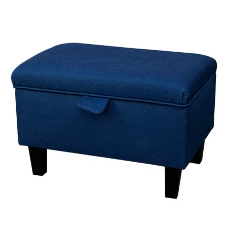 Storage Footstool, Ottoman, Pouffe in a Bramley...