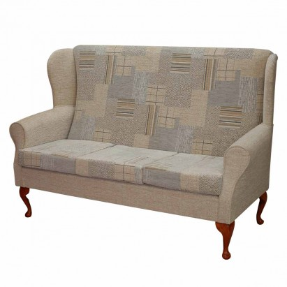 3 Seater Westoe Sofa in a Maida Vale Patchwork Stone...