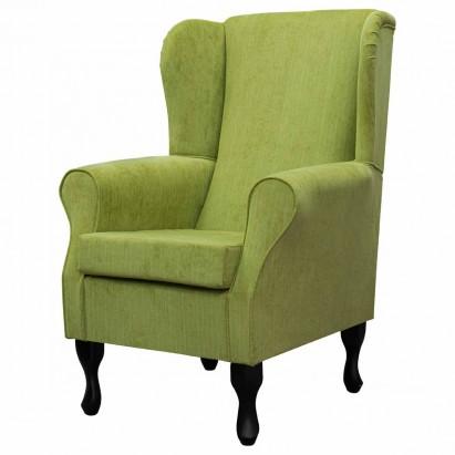 Standard Wingback Fireside Westoe Chair in a Topaz...