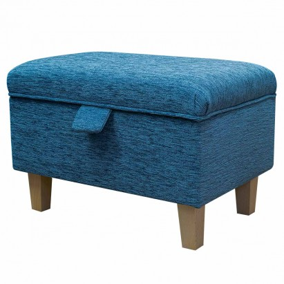 Storage Footstool, Ottoman, Pouffe in a Coniston...