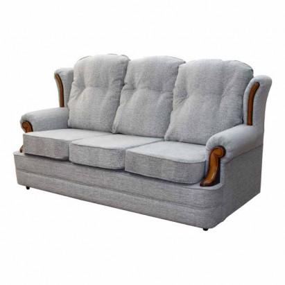 3 Seater Verona Sofa in a Maida Vale Broadstripe and...
