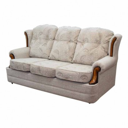 3 Seater Verona Sofa in a Maida Vale Floral and...