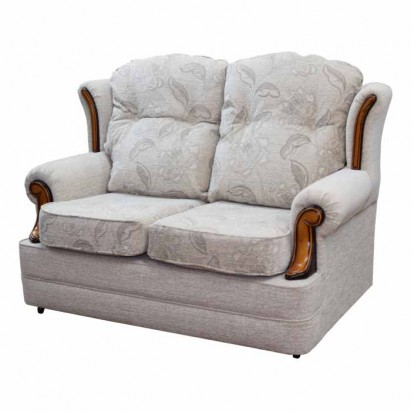 2 Seater Verona Sofa in a Maida Vale Floral and...