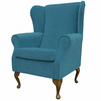 Medium Wingback Fireside Westoe Chair in a Pimlico...