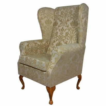 Large Highback Westoe Chair in a Woburn Gold...
