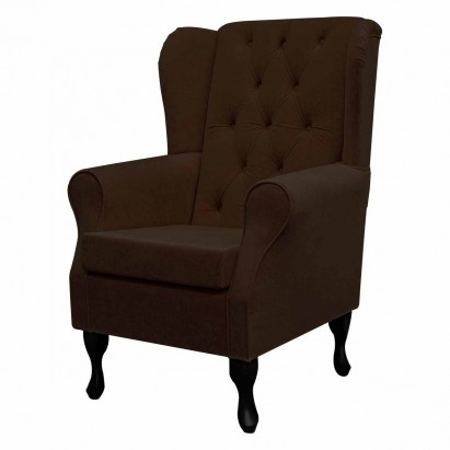 Standard Wingback Fireside Westoe Chair with...