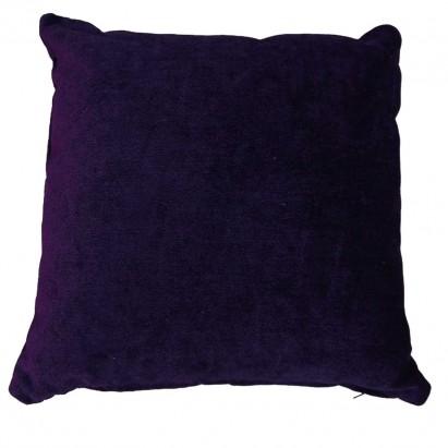 Scatter Cushion in a Malta Amethyst Deluxe Velvet...