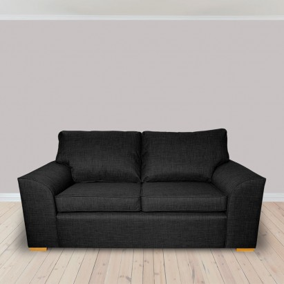 Dallas Three Seater Sofa in a Lena Plain Marl...