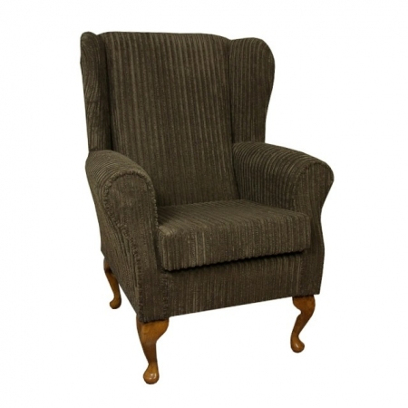 Westoe Chair in a Jumbo Lizard Fabric - 16106
