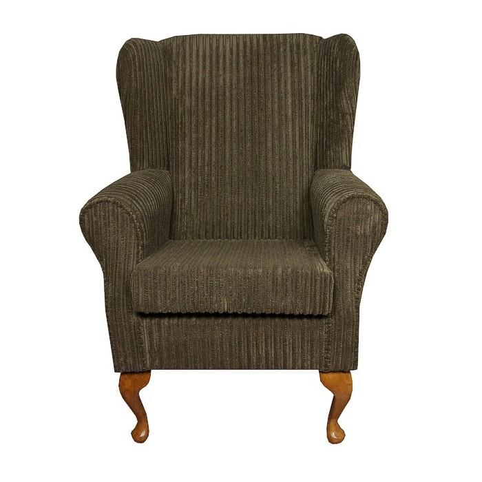Westoe Chair in a Jumbo Lizard Fabric - 16106