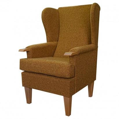 Kensington Westoe Chair in a Matuu Golden Orange...