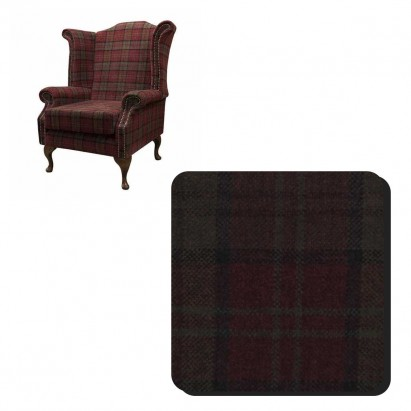 Replacement Monk Chair Cushion - Including Cover And...