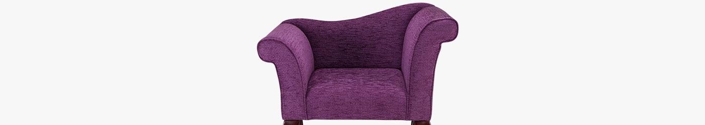 Designer Chaise Chair Handmade | Beaumont