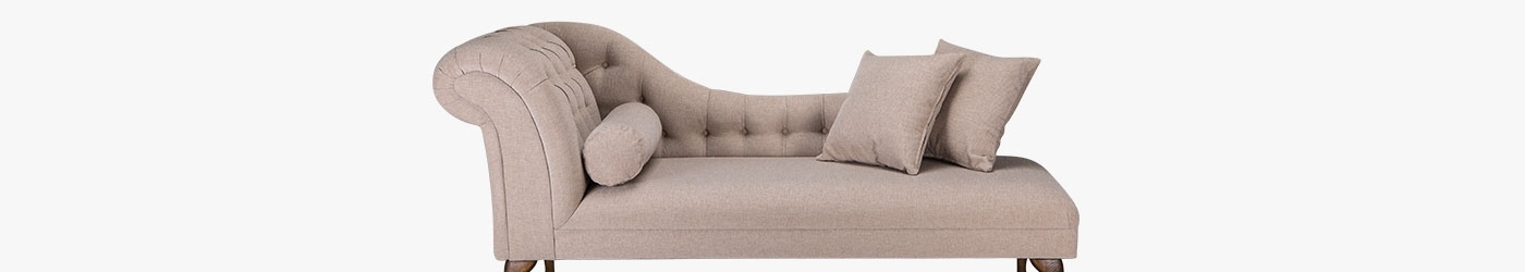 Large Chaise Longues Handmade | Beaumont