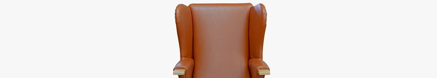 Kensington Wingback Westoe Chair Handmade | Beaumont