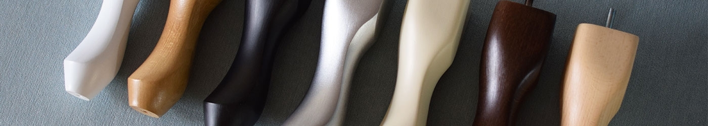 Hardwood Queen Anne Furniture Legs | Beaumont