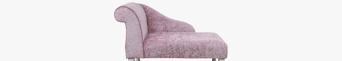 "41"" Chaise Longues Handmade 