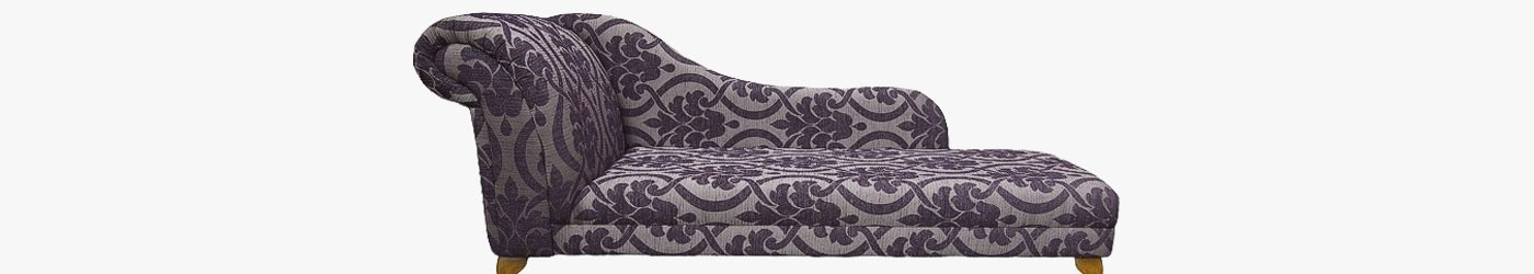 """70"""" Chaise Longues Handmade 