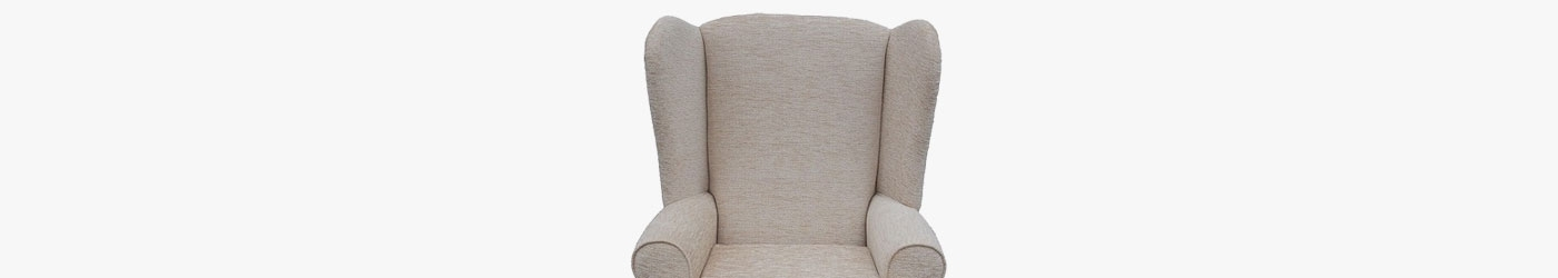 Large Wingback Chair