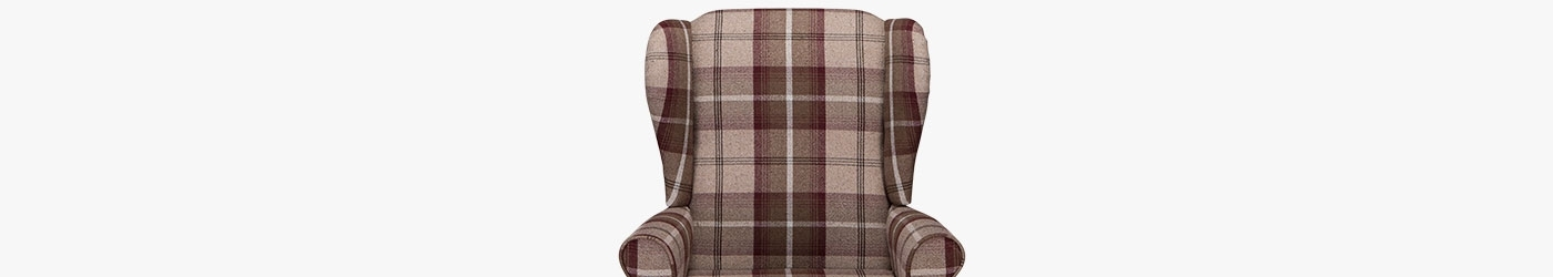 Balmoral Wingback Chair