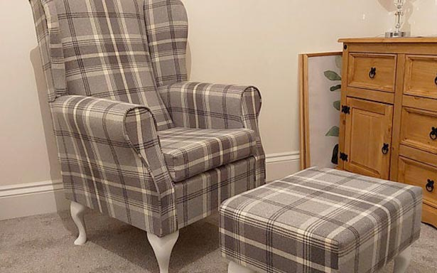 Wingback Westoe Chairs