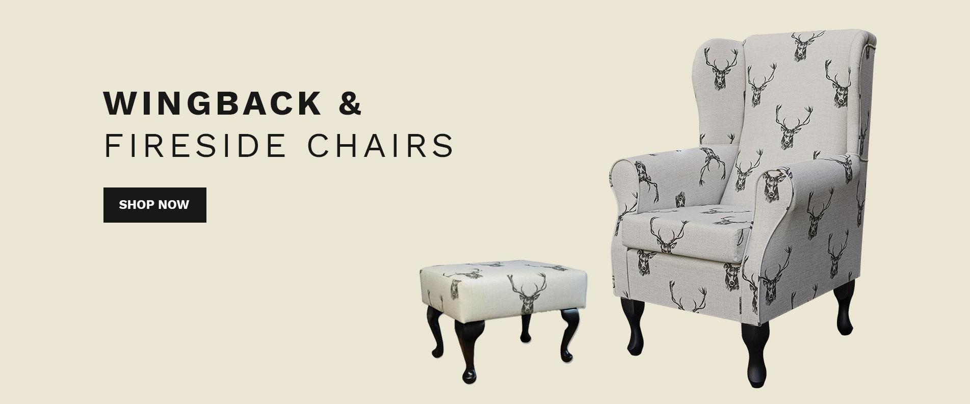 Wingback & Fireside Chairs